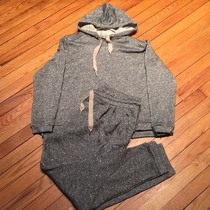 H&M sweat suit